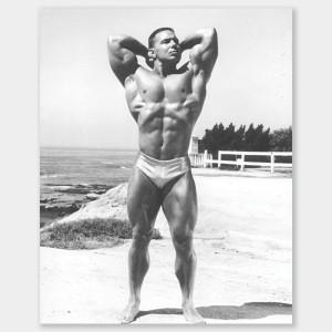 Bill Pearl - LaJolla, CA 1967 - 2