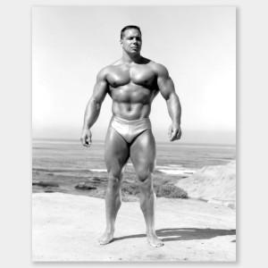 Bill Pearl - LaJolla, CA 1967 - 1